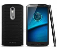 Unlocked Verizon Motorola Smartphone | Droid Turbo 2 Soft Grip LTE | XT1585 -- 32GB (Black)
