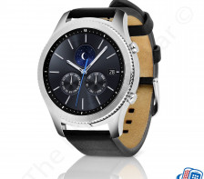 Samsung Galaxy Gear S3 Classic Smartwatch | SM-R770 -- 46mm | Stainless Steel (Black)