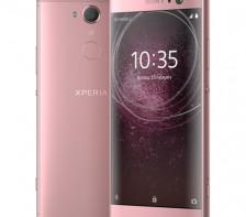 Unlocked Sony Xperia Smartphone | XA2 H3123 -- 32GB (Pink)