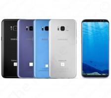 Unlocked Samsung Galaxy S8+ Plus Smartphone| SM-G955 -- GSM | 64GB (Coral Blue)