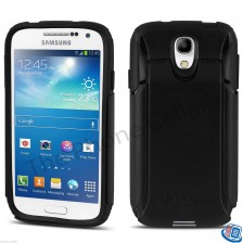 Otterbox Commuter Series Wallet Shell Case for Samsung Galaxy S4 -- (Black)