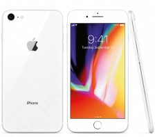 AT&T Apple iPhone 8 Smartphone | A1905 -- GSM | 256GB (Silver)