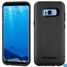 Otterbox Symmetry Series Case for Samsung Galaxy S8+ Plus -- (Black)