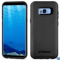 Otterbox Symmetry Series Case for Samsung Galaxy S8+ Plus -- (Black)