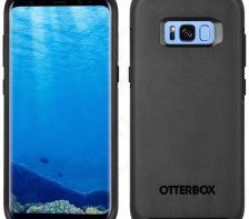 Otterbox Symmetry Series Case for Samsung Galaxy S8 -- (Black)