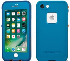 "LifeProof FRE Series Waterproof Case for Apple iPhone 7 | Base Camp Blue (4.7"")"