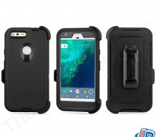 "Otterbox Defender Series Shell Case for Google Pixel | 5"" (Black)"