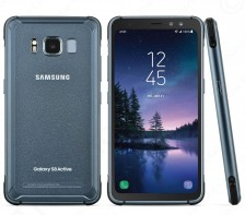 Unlocked T-Mobile Samsung Galaxy S8 Active Smartphone | SM-G892U -- 64GB -- GSM | (Gray)