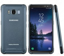 Unlocked AT&T Samsung Galaxy S8 Active Smartphone| SM-G892A -- 64GB -- GSM | (Meteor Gray)