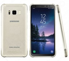 Unlocked AT&T Samsung Galaxy S8 Active Smartphone| SM-G892A -- 64GB -- GSM |  (Tungsten Gld)