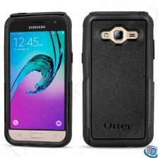 Otterbox Commuter Series Shell Case for Samsung Galaxy J3 V -- (Black)