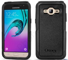 Otterbox Commuter Series Shell Case for Samsung Galaxy J3 V -- (Black)