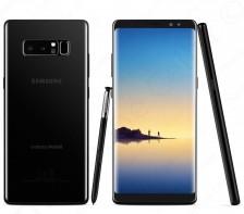 Unlocked Samsung Galaxy Note 8 Smartphone | SM-N950U -- GSM | 64GB (Midnight Black)