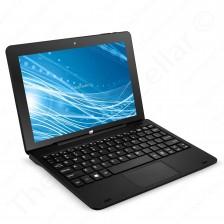 "Insignia Flex 10.1"" Tablet with Keyboard   NS-P10W8100 -- Windows 10 -- WiFi   32GB - (Black)"