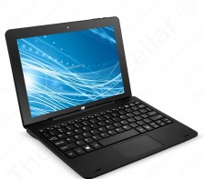 "Insignia Flex 10.1"" Tablet with Keyboard | NS-P10W8100 -- Windows 10 -- WiFi | 32GB - (Black)"