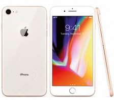 Unlocked Apple iPhone 8 Smartphone | A1905 -- 64GB | GSM (Gold)