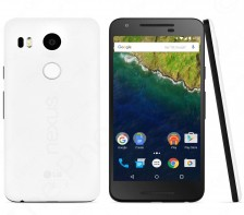 Unlocked LG Google Nexus 5X Smartphone | H791 -- 32GB -- 4G LTE/GSM | (Quartz)