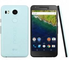 Unlocked LG Google Nexus 5X Smartphone | H791 -- 16GB -- 4G LTE/GSM | (Ice)