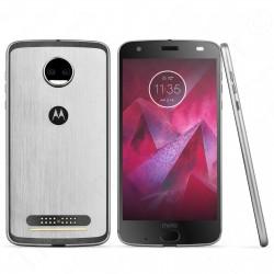 T-Mobile - Motorola Moto Z Force - 2nd Generation Smartphone |  64GB (Lunar Grey)