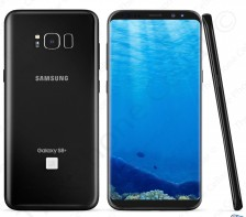 Unlocked Samsung Galaxy S8 Smartphone | SM-G950U -- 64GB -- GSM | (Midnight Black)