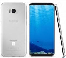 Unlocked Samsung Galaxy S8 Smartphone | SM-G950U -- 64GB -- GSM | (Arctic Silver)