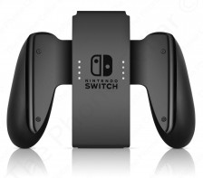 Genuine Nintendo Switch Joy-Con Grip | HAC-011 (Black)