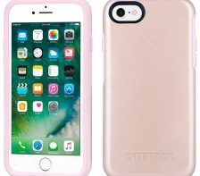 Otterbox Symmetry Series for Apple iPhone 7/8 -- (Rose Gold Case)