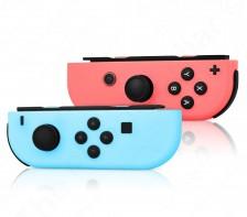 Nintendo - Nintendo Switch (L/R) Joy-Con Wireless Controllers -- (Pink/Blue)