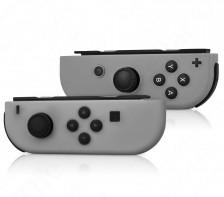 Nintendo - Nintendo Switch (L/R) Joy-Con Wireless Controllers -- (Gray)