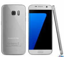 Unlocked Verizon Samsung Galaxy S7 Edge Smartphone | SM-G935 -- 32GB | (Silver Titanium)