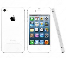 Unlocked Apple iPhone 4S Smartphone | A1387 - 8GB - GSM | (White)