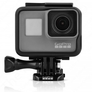 GoPro Hero 5 Waterproof Camcorder with case | 4K HD Action Camera -- CHDHX-502 | (Black)