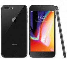Unlocked Apple iPhone 8 Plus Smartphone | A1897 - 256GB - GSM | (Space Gray)