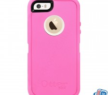 Otterbox Defender Series for Case Apple iPhone 5/5S SE (Berries-N-Cream Pink)