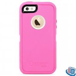 Otterbox Defender Series for Case Apple iPhone 5/5S SE (Berries-N-Cream Pink)