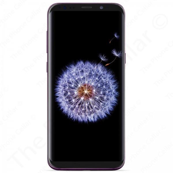Unlocked Samsung Galaxy S9 Smartphone | SM-G960U -- 64GB | GSM (Lilac Purple) SR*