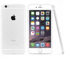 Unlocked Apple iPhone 6S Plus Smartphone | 128GB - GSM (Silver)