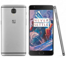 Unlocked OnePlus 3T Android Smartphone | A3000 - 64GB - GSM (Gunmetal)