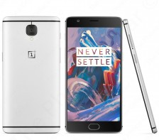 Unlocked OnePlus 3 A3000 64GB Dual-SIM LTE GSM Android Smartphone