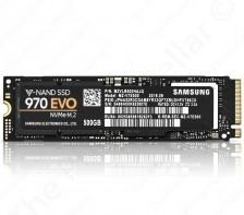 Samsung - 500GB 860 EVO SATA III M.2 Internal SSD V-NAND |  (MZ-N6E500BW)