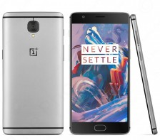 Unlocked OnePlus 3T Android Smartphone | 64GB - GSM - Dual-SIM LTE (Gunmetal)