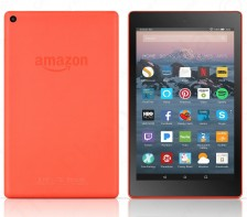 Amazon Kindle Fire HD 10 SL056ZE 32GB, Wi-Fi, 10.1 inch (Red)