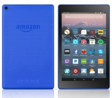 "Amazon Kindle Fire HD 10 10.1"" 32GB 7th Gen Tablet (Marine Blue)"