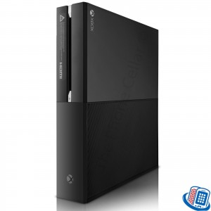 Microsoft Xbox One Console Only ** No Power Adapter or Controller | 500GB (Black)